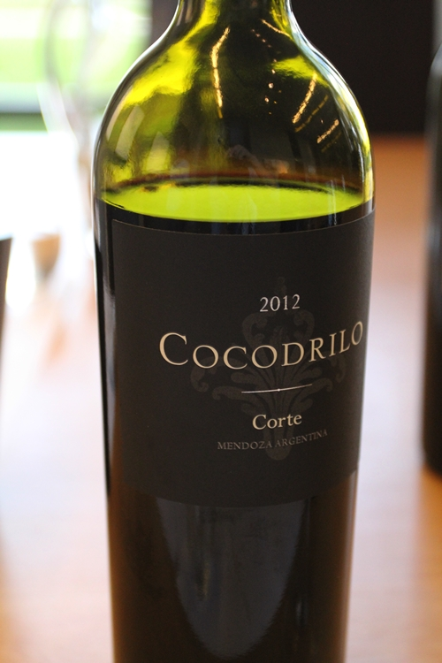 image of the 2012 cocodrilo release at Vina Cobos